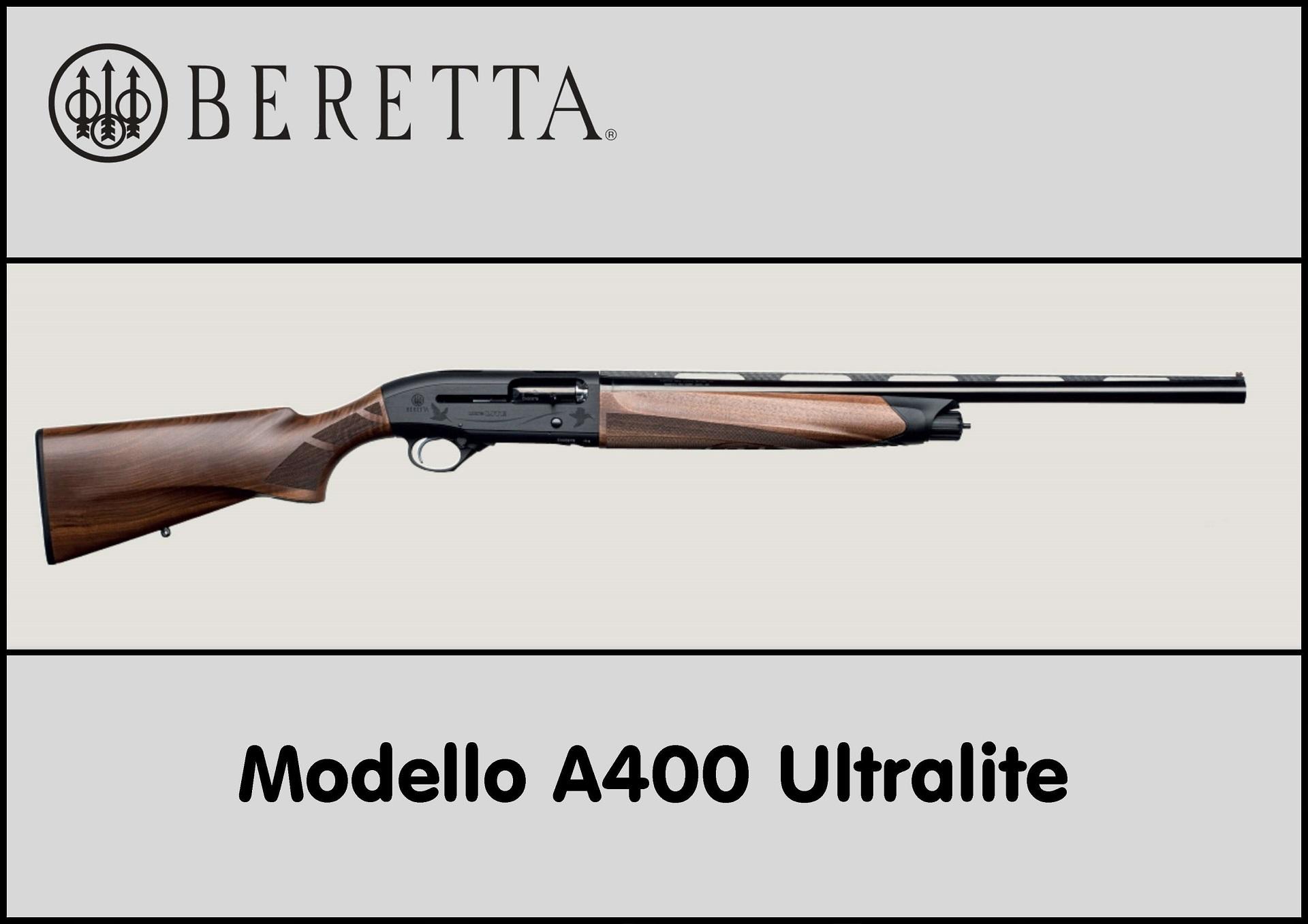Fucile Semiautomatico Beretta A400 Ultralite calibro 12