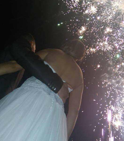 fuochi per matrimoni fuselli sport