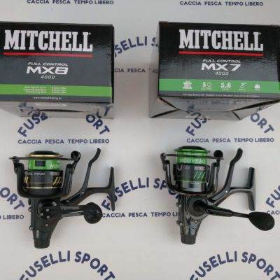 Mitchell Full control