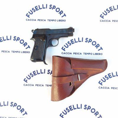 pistola semi auto cal 7,65
