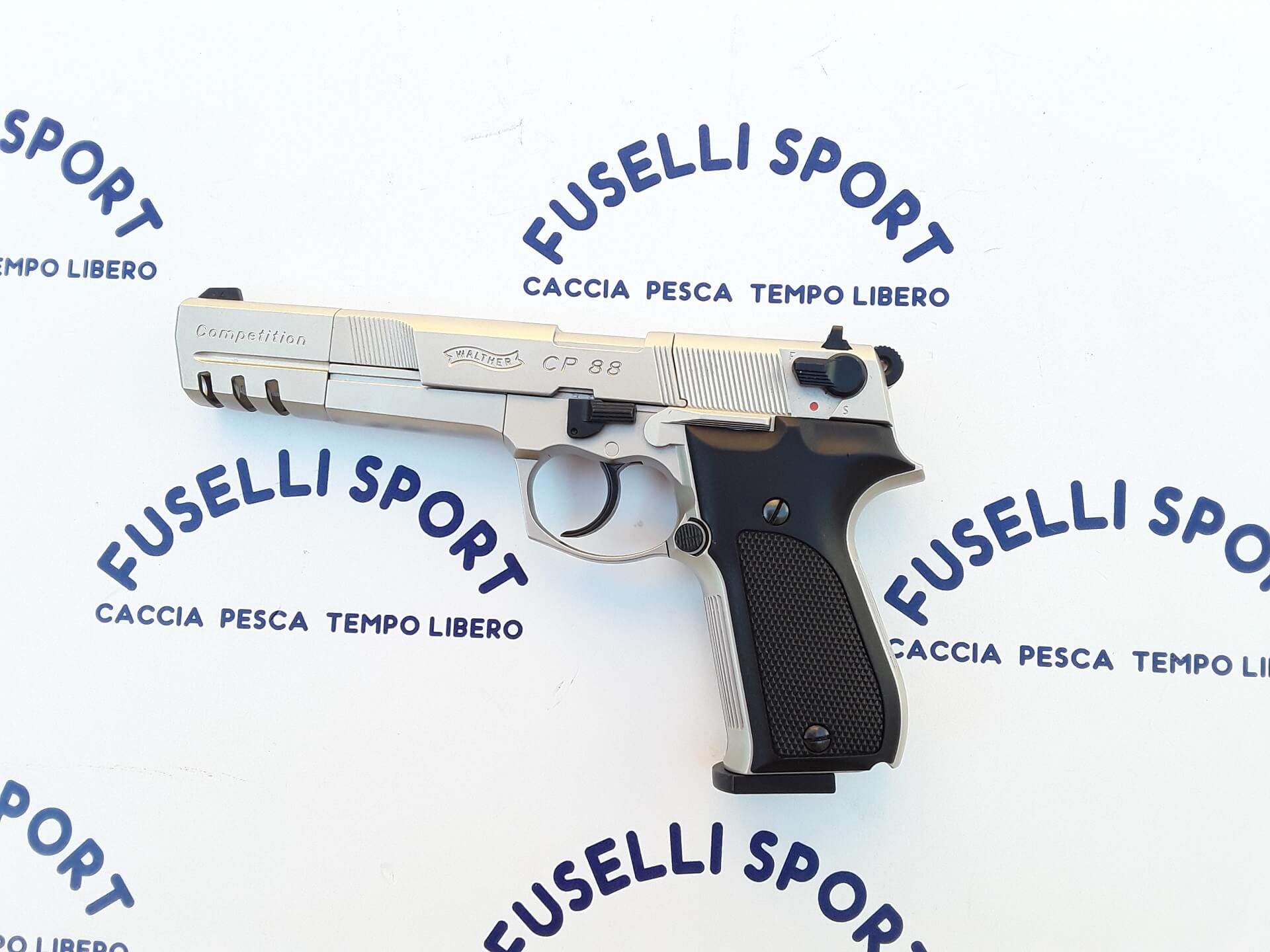 Walther CP88 competition cal 4,5