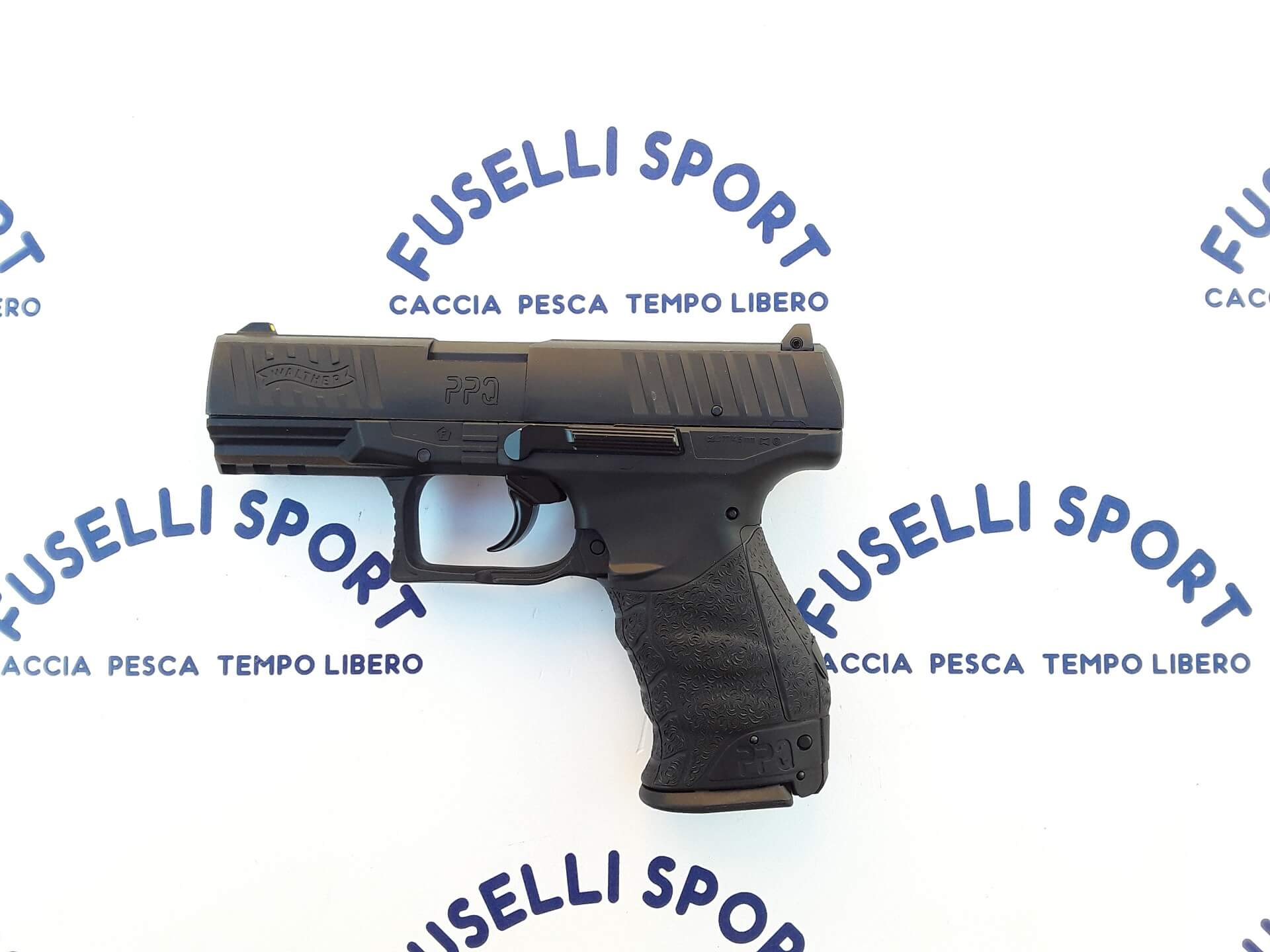 Walther PPQ cal 4,5