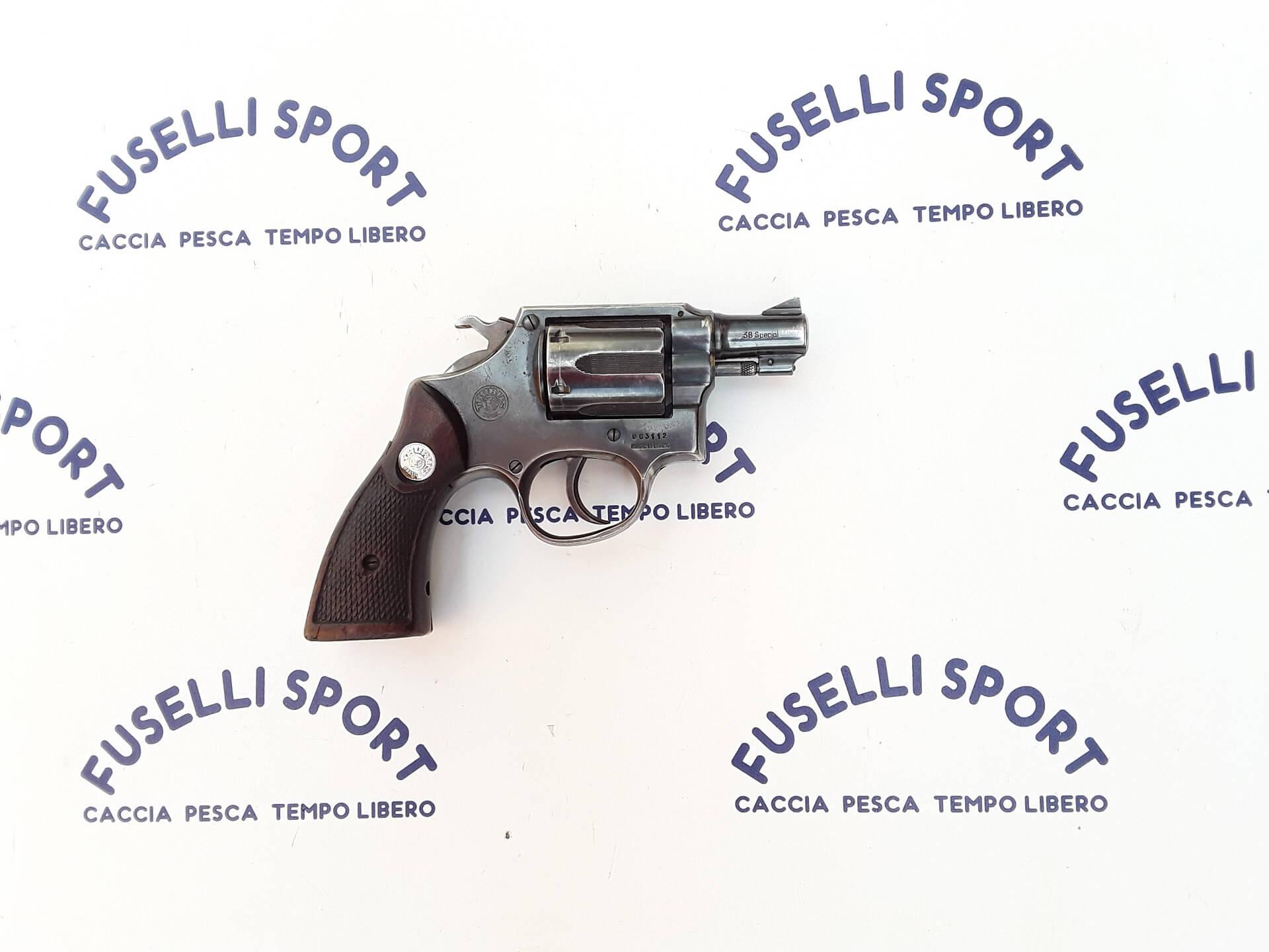 revolver cal 38 special Taurus