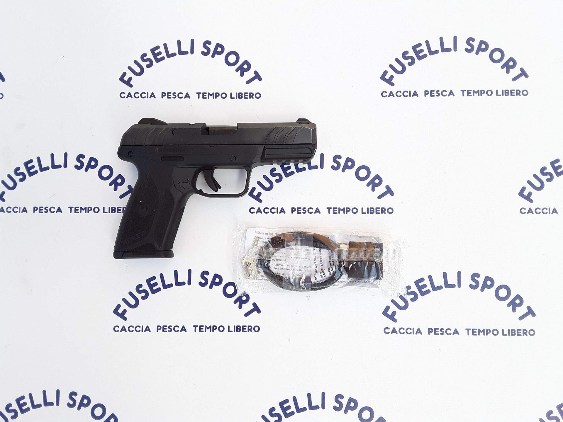 ruger security -9 9×21